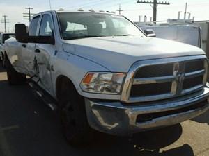 Dodge 3500 - Salvage 111817