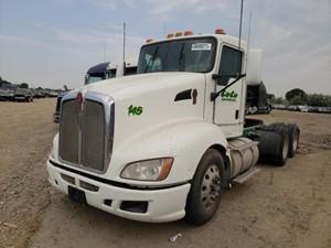 Kenworth T660 - Salvage 81521