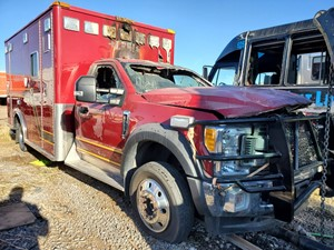 Ford F-550 - Salvage 111519