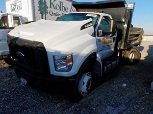 Ford F-750 - Salvage 21520