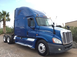 Freightliner Cascadia 125 - Salvage 1551