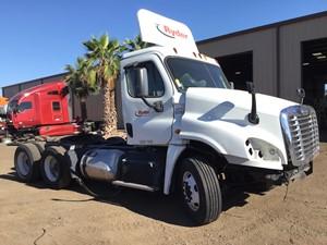 Freightliner Cascadia 125 - Salvage 1506