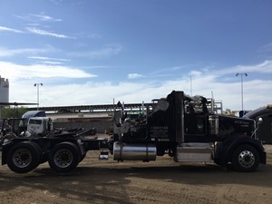 Kenworth W900 - Salvage NA1