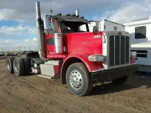 Peterbilt 389 - Salvage 1169