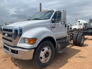 Ford F-750 - Complete Unit-646