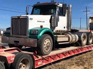 Western Star 4900 FA - Salvage Unit-549-S