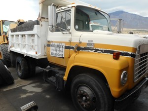 Ford 7000 - Salvage J13939