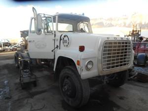 Ford L SERIES - Salvage J19437