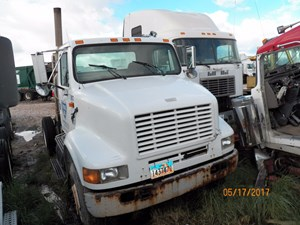 International 8100 - Salvage 684184