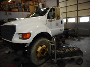 Ford F-650 - Salvage A13626