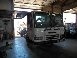 Freightliner CONDOR LOW CAB FORWARD - Salvage L79455