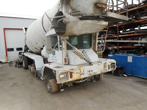 Advance Cement Mixer - Salvage 158106