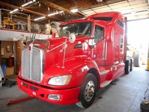 Kenworth T660 - Salvage 319612