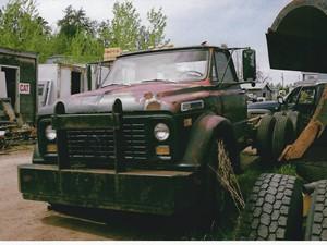 GM/Chev (HD) 960 - Salvage 3268-GMC