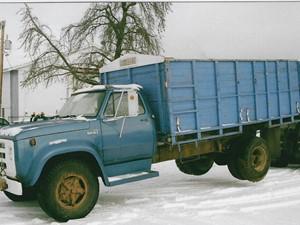 Dodge D600 - Salvage 3038-DODGE