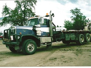 Kenworth LW924 - Salvage 2279-KW