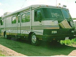 Motorhome Other - Salvage MH0011-2772
