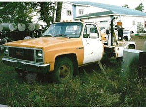 GM/Chev (HD) 3500 - Salvage 2168-GM