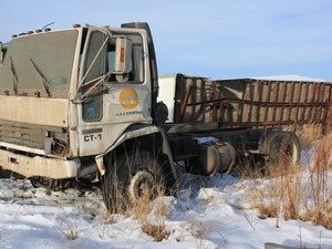 Ford 7000 - Salvage 3342-FORD