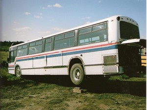 MCI Other - Salvage 1668-BUS