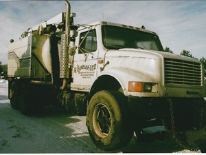 International 4900 - Salvage 3235-IHC