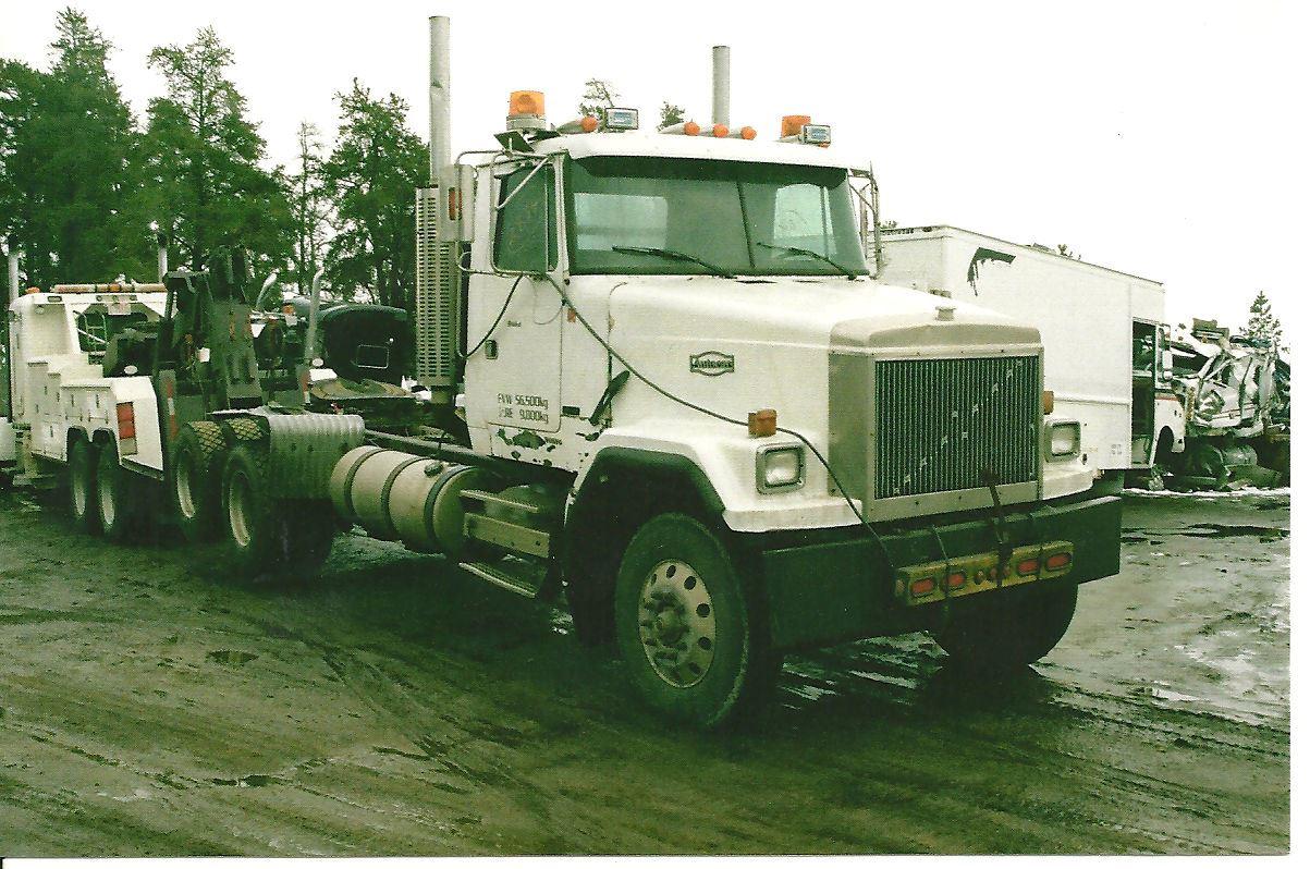 1999 Autocar Acl64 Tpi