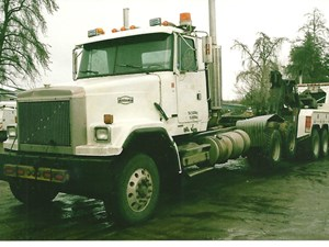 Salvage Heavy Duty Autocar Trucks Tpi