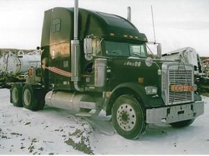 Freightliner CLASSIC - Salvage 3217-FRTLR