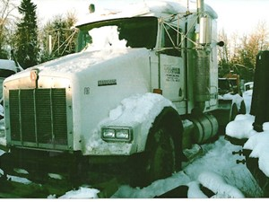 Kenworth T800 - Salvage 2202-KW