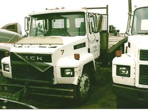 Mack RENAULT - Salvage 2857-MACK