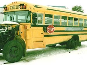 International BUS - Salvage 2067-IHC