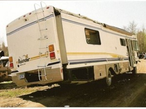 Motorhome Other - Salvage MH007-2296