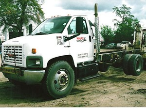 GM/Chev (HD) 7500 - Salvage 2284-GMC