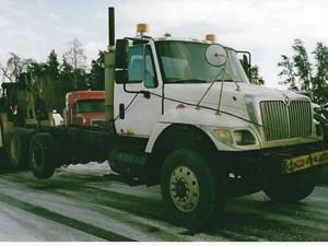 International Workstar - Salvage 3213-IHC