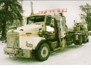 Kenworth T800 - Salvage 1537-KW