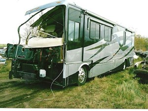 Motorhome Other - Salvage 2182-2710