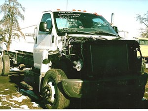 GMC TOPKICK - Salvage 2774-GMC