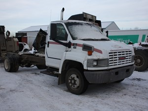 GMC Topkick - Salvage 3329-GMC