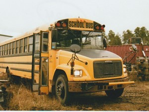 Freightliner SCHOOL BUS - Salvage 3324-FRTLR