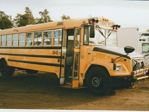 Freightliner SCHOOL BUS - Salvage 3323-FRTLR