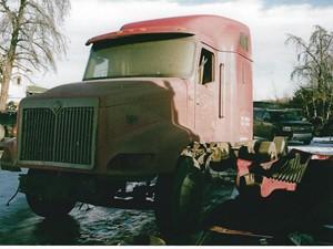 International 9200 - Salvage 3211-IHC