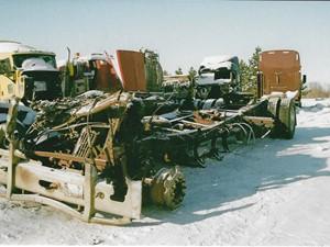 International 9900I - Salvage 3257-IHC