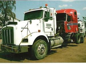 Kenworth T800B - Salvage 2611-KW