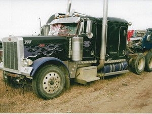 Peterbilt 369 - Salvage 3317-PETE