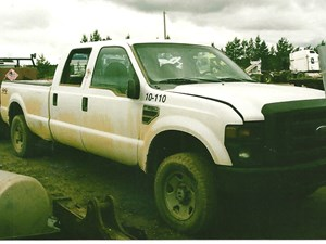 Ford F350 - Salvage 2852-FORD