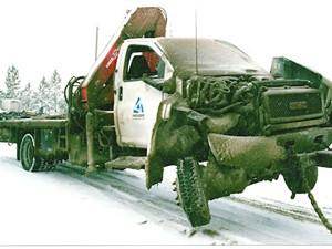 GM/Chev (HD) C5500 - Salvage 2245-GMC