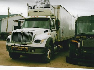 International 7600 - Salvage 3296-IHC