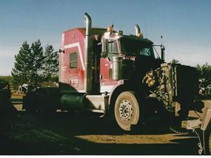 Kenworth T800 - Salvage 3202-KW