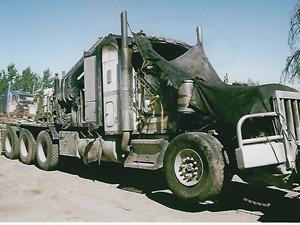 Kenworth T800 - Salvage 3003-KW