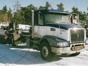 Volvo VHD - Salvage 3249-VOLVO